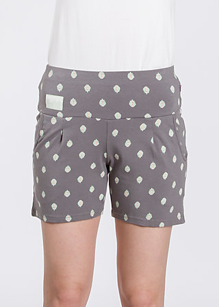 Hej hej Power shorts, liten blooma, Hosen, Grau