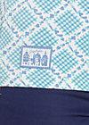 lönneberga longsie , vichy villekulla, Shirts, Blau