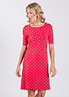 midsommarafton dress, kiss the kung, Kleider, Rot