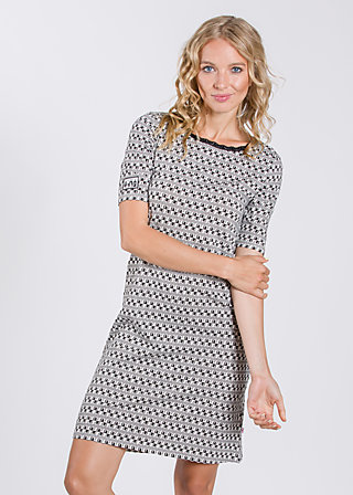 midsommarafton dress, mr nilson, Jerseykleider, Schwarz
