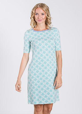 midsommarafton dress, vichy villekulla, Kleider, Blau