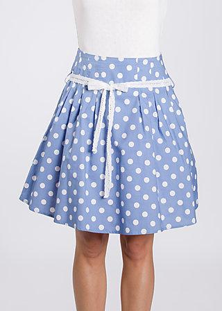 polkagrisar glocke, bye bye bullerbyn, Skirts, Blau