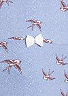 sommarblomma skirt , swallow swing, Jerseyröcke, Blau