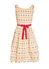 sommerliebe robe, sommar svenska, Webkleider, Gelb