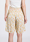 sommerwelle skirtpants, stock and holm, Shorts, Gelb
