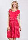 tanz den sommer robe, rich red, Kleider, Rot