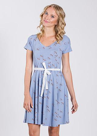 vimmerby tunique, swallow swing, Dresses, Blau