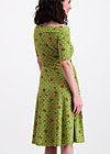 deetas dolce vita dress, sweet flower dots, Jerseykleider, Grün