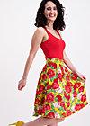 do you love me skirt, roses of joy, Röcke, Gelb