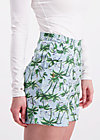 island in the sun shorts, hippie hawaii ho, Shorts, Blau