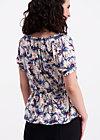 pennys blouse, palm dreams, Blusen & Tuniken, Weiß