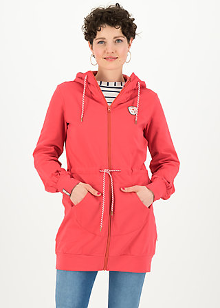 aura paramour jacket, tender red, Jumpers & lightweight Jackets, Red