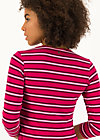 breton heart tee, morning glory stripes, Shirts, Rot
