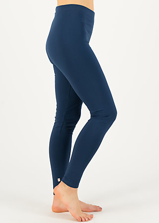 Sweat-Leggings totally thermo, blue denim, Leggings, Blau