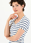 logo stripe t-shirt, stripe of paris, Shirts, Weiß