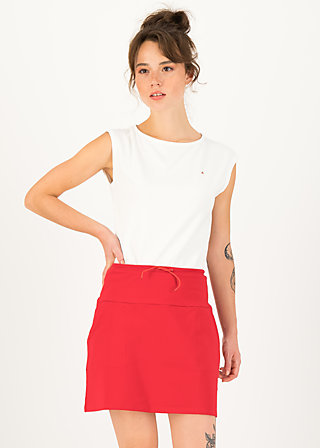 Minirock sporty shorty, go red go, Röcke, Rot