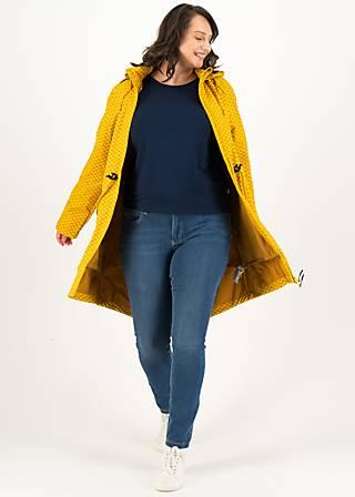 Softshelljacket swallowtail promenade, ahoi seashell, Jackets & Coats, Yellow