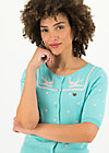 tipsy me cardy, sailors beachdot, Jumpers & lightweight Jackets, Turquoise