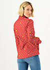 Soft Shell Jacket wanderlust turtle, wellington boots, Jackets & Coats, Red