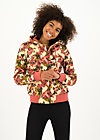 Soft Shell Jacket wetterheldin, rose tapestry, Jackets & Coats, Fawn