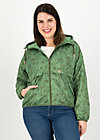 Windbreaker Wetterjacke windbraut short, shades of oliv, Jackets & Coats, Green