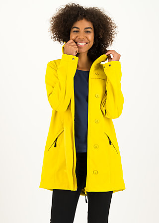 wild weather long anorak, friesian breeze, Jackets & Coats, Yellow