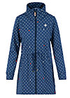 Fleecejacke witch of the west, love the anchor dot, Jacken & Mäntel, Blau