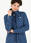 witch of the west longzip, love the anchor dot, Jackets & Coats, Blue