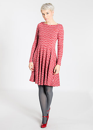 saint sophia sailor dress, vulcan dance, Kleider, Rot