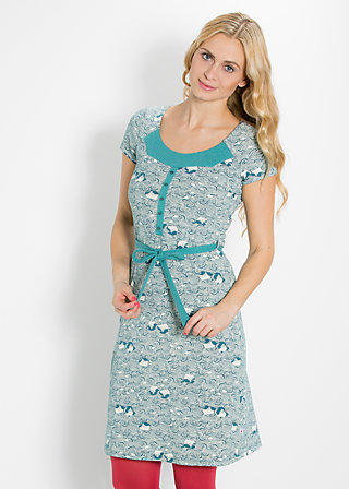 ankerliebchen robe, a day at sea, Jerseykleider, Blau
