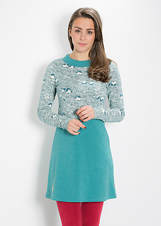 matrosinnen short dress, a day at sea, Kleider, Blau