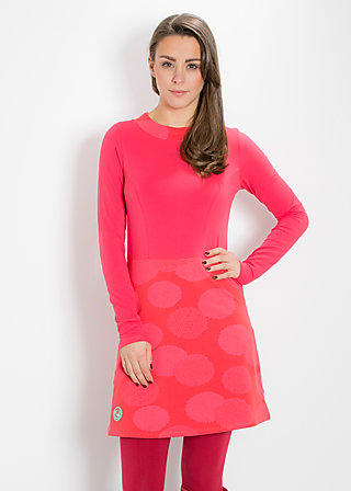 matrosinnen short dress, asian pink, Jerseykleider, Rot