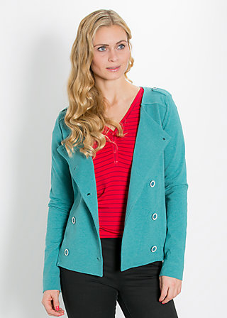 coastwatch cabban jacket, deep sea, Cardigans, Blau