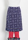 fisch am haken skirt, royal dishes, Jerseyröcke, Blau