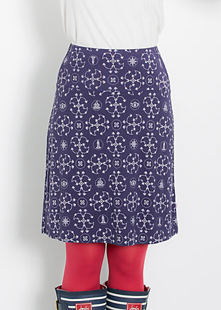 fisch am haken skirt, royal dishes, Skirts, Blau