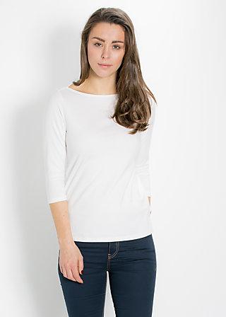 logo 3/4 u-shirt, frosting ice, Shirts, Weiß