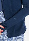 logo cardigan, rain air ajour, Cardigans, Blau