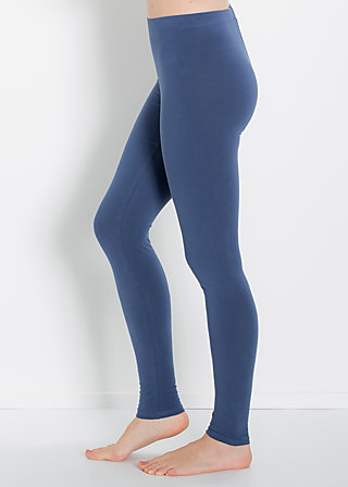 logo leggins, blue hour, Leggings, Blau