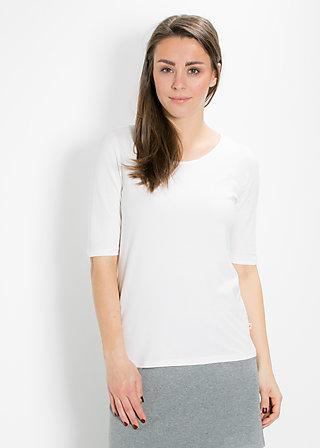 logo shortsleeve u-shirt, frosting ice, Shirts, Weiß