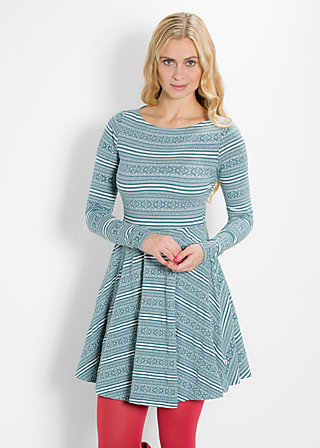 lure of the harbour dress, blue lighthouse, Kleider, Blau