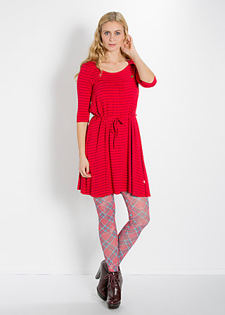 seagul ahoy dress, sailor stripes, Tuniken, Rot