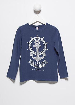 supersailors longsleeve, blue hour, Shirts, Blau