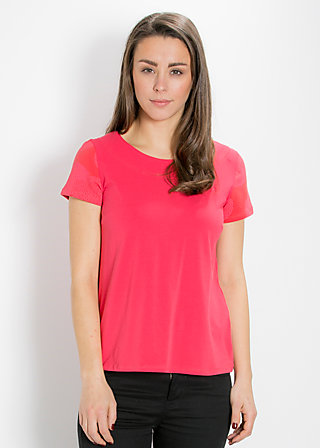 sweet submarine tee, asian pink, Shirts, Rot