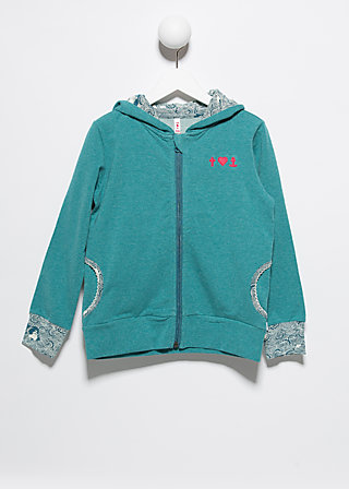 zip zip horray , deep sea, Jackets, Blau