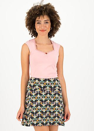 Jersey Skirt cloche du soleil, sunset boulevard , Skirts, Black