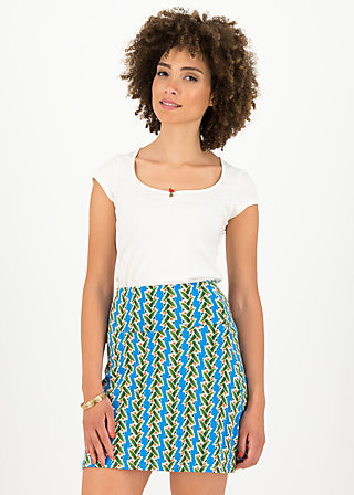 cloche du soleil, tendril tarzan, Skirts, Blue