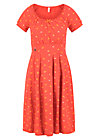 coast cottage robe, orange dot com, Dresses, Red
