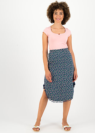 coast to coast jupe, beach berry, Skirts, Blue