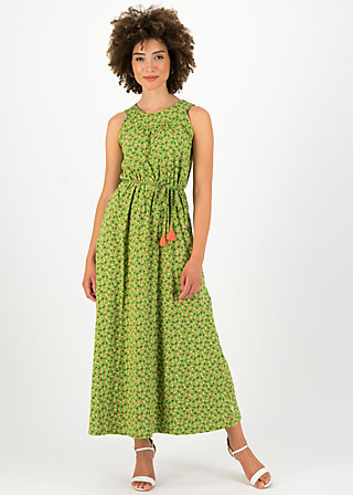 florida flora dress, borlando berry, Kleider, Grün