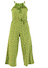 Jumpsuit out in the green, borlando berry, Trousers, Green